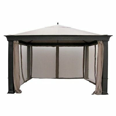 Garden Winds Replacement Canopy For 12 X 10 Roof Style