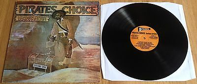 Pirates Choice - Various Artists Lp Vinyl Reggae Studio 1 Solp-0666 Ex / Ex