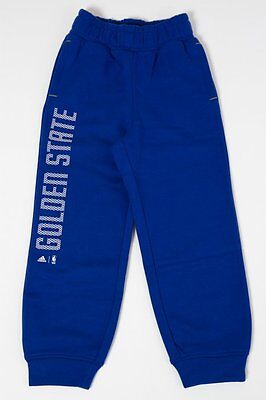 Adidas Pantaloni Felpa Golden State Warriors Kids #AX7805