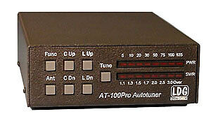 LDG AT-100 PROII Automatic Antenna Tuner