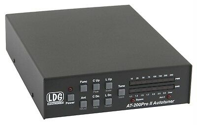 LDG AT-200 PRO II Automatic Antenna Tuner