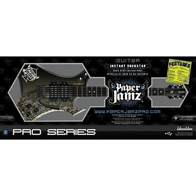 Wowwee Paper Jamz Pro Guitar Series - Style 3. Delivery is Free
