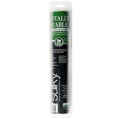 Sulky 12-Inch by 12-Yard Totally Stable Iron-On Tear-Away Stabilizer Roll