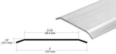 "36"" Stainless Steel Saddle Threshold 5"" Wide"