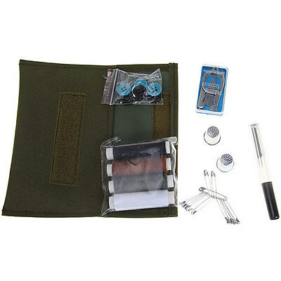 Outdoor Sewing Kit First Aid Pocket Size Sewing Tools For Emergency Camp Hiking