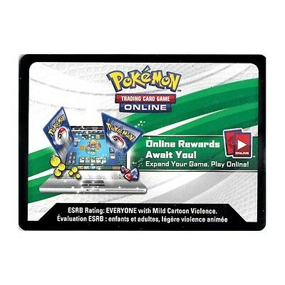 20 XY Evolutions Pokemon Booster Pack Digital Code Cards Emailed Hourly Delivery
