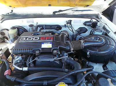 Toyota Hilux Engine Diesel, 3.0, 5Le, Electronic Injection, 4Wd, 11/00-03/05 00