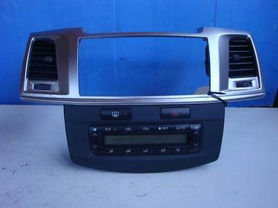 Toyota Hilux Heater/ac Controls Climate Control Type, Sr5, 10/08-08/15 08 09 10