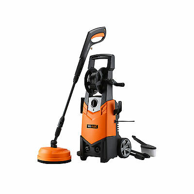 140 BAR 1900W Jet Power High Pressure Washer Car Patio Cleaner