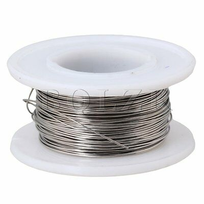 20M 8.06Ω 2080 Nichrome Wire 0.4mm Dia Heating Wire Resistance Wire