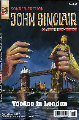 JOHN SINCLAIR SONDEREDITION Nr. 37 - Voodoo in London - Jason Dark
