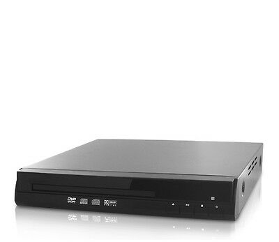 Polaroid Compact Multi Region Free 1 2 3 4 5 0 UK DVD Player Scart with Remote A