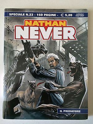 Nathan Never Speciale n.23 Bonelli 2012