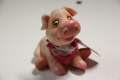 Aquarium bubbler ornament - Pig