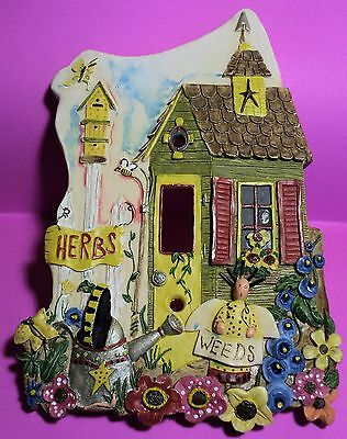 Vintage multi-Color Floral Art 1 Toggle Light Switch Plate Electric Wall plaque