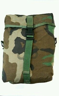 NEW  MOLLE II Woodland BDU Camo Sustainment POUCH