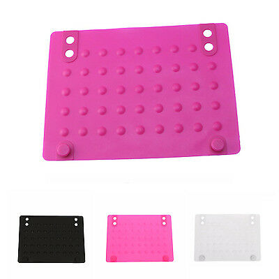 Silicone Heat Resistant Mat Anti-heat Mats for Hair Straightener Curling Iron SP