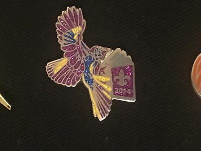 Phish-Jazz Fest Mockingbird Pin NOLA Limited Edition Sold Out