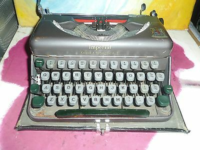 IMPERIAL GOOD COMPANION 1 Typewriter