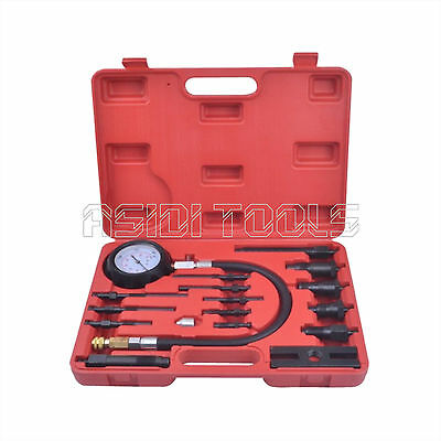 Diesel Engine Cylinder Compression Tester Professional Kit