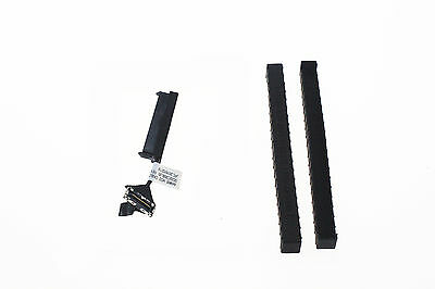 Dell XPS 15 9550 9560 Precision 5510 XDYGX HDD Cable+ Grommet Rubber Rails