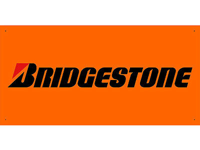 Advertising Display Banner for BRIDGESTONE Sales Service Parts