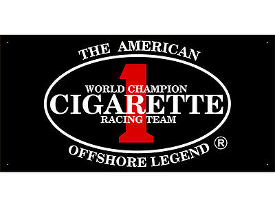 Advertising Display Banner for CIGARETTE Racing Team Sales Service Parts