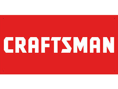 Advertising Display Banner for Craftsman Sales Service Parts