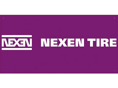 Advertising Display Banner for Nexen Tires Sales Service Parts