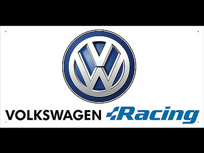 Advertising Display Banner for Volkswagen VW Sales Service Parts