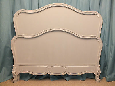 Beautiful French antique Louis XV style bed
