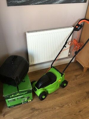 Challenge ELECTRIC ROTARY LAWNMOWER 1000w