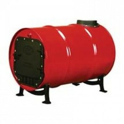 Cast Iron Barrel Stove Kit. Delivery is Free
