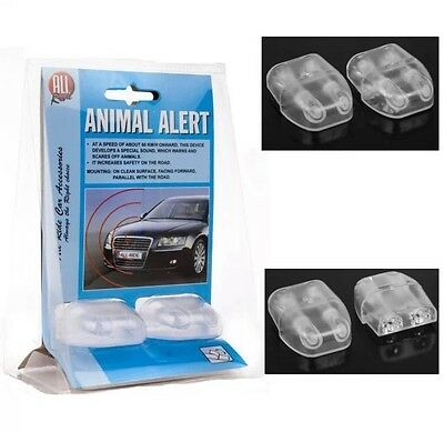 Pack Of 2 Animal Alert Sound Scares Animal Fox Deer Fox Horse Whistling New