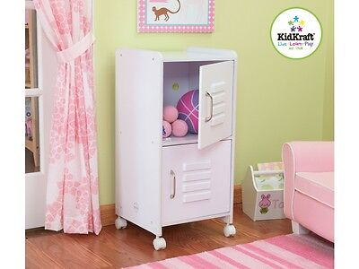 Kidkraft Medium White Locker