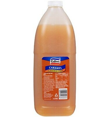 Cottees Caramel Flavouring 3 Ltr