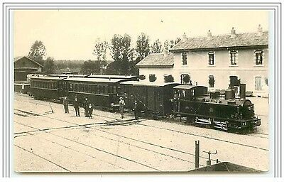 Reproduction Tramway de l'Indre? Format CPA