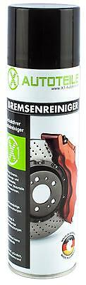 1 x Dose 500ml X1 BREMSENREINIGER TEILEREINIGER ENTFETTER SPRAY MADE IN GERMANY