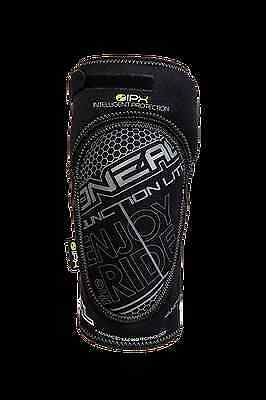 GINOCCHIERA MTB ENDURO DOWNHILL ONEAL Junction Lite Knee Guard black/gray