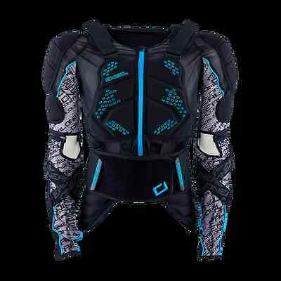 PETTORINA MTB ENDURO DOWNHILL ONEAL MadAss Protector Jacket blue