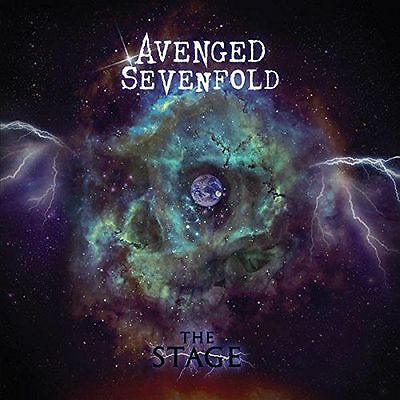 Avenged Sevenfold - The Stage Factory Sealed Cd Album