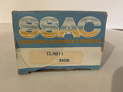 Solid State Advanced Controls DLM811 3498