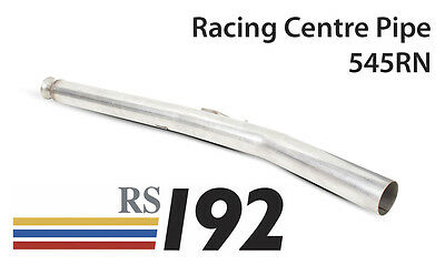 Rs192 Renault Clio 182 Scorpion Racing Straight Thro Centre Pipe - Unsilenced