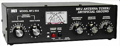 MFJ-934  HF ATU/Artifical Ground 300W