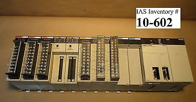 Omron Sysmac C200HX Programmable Controller (Used Working)