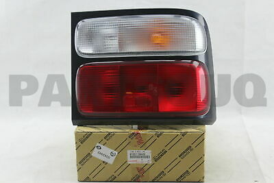 8155136420 Genuine Toyota LENS, REAR COMBINATION LAMP, RH 81551-36420