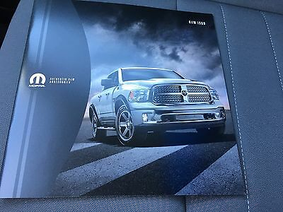 2016 Dodge Ram 1500 Accessories 20-page Original Sales Brochure