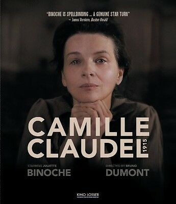 Camille Claudel, 1915 (2014, DVD NEW) WS