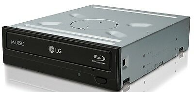 Blu-Ray Super Multi Blue LG WH14NS40 MASTERIZZATORE BD-RE/16x DVD±RW 3D & M-DISK