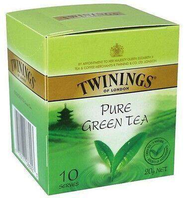 Twinings 10's Pure Green